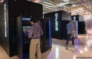 D-Wave computers