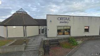 Ortak visitor centre in Kirkwall