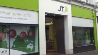 JT shop