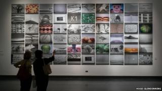 Michael Schmidt's Lebensmittel at Prix Pictet at the V&A