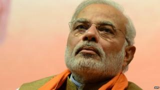 Mr Modi has promised to improve relations with India's neighbours