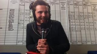 Johnny mccarthy radio interview