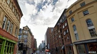 Hanover Street Liverpool