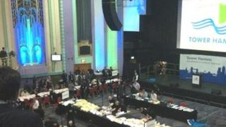 Tower Hamlets count