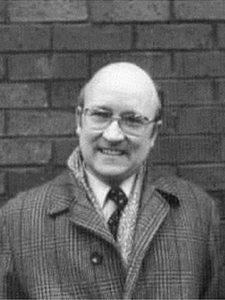 Professor Frank Leslie