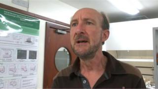 Dr John Bond OBE