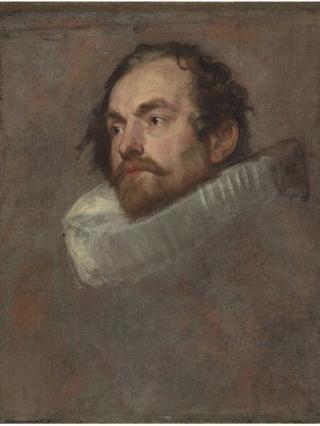 Van Dyck portrait
