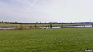 Land near Stewartby