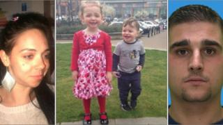 Rosemarie Senior and her two children Nora Lisa Ward and James Dean Docherty were last seen with her partner Sidney Winson