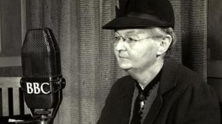 Margaret Bondfield on Woman's Hour in 1946