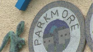 Parkmore, Craigavon, sign