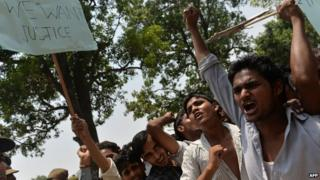 The rape of two teenage cousins in Uttar Pradesh has sparked widespread protests in the state