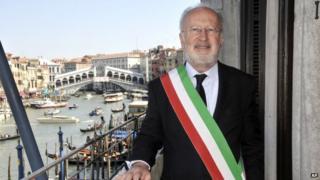 Giorgio Orsoni, Mayor of Venice
