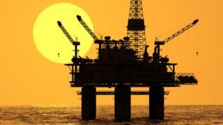 generic oil platform