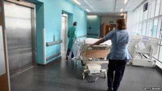 NHS staff generic