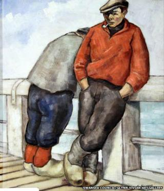 Two Fishermen of Ostend