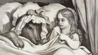Charles Perrault's Little Red Riding Hood