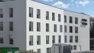 Proposed development at Morriston