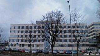 Barnsley Hospital in 2013