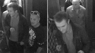 CCTV released by police in connection with sex assault in Winchester