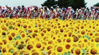 The Tour de France