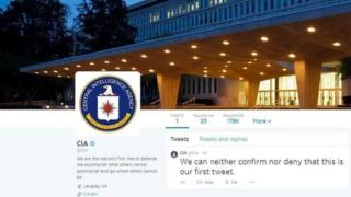 Official CIA account