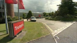 Triumph, Swindon