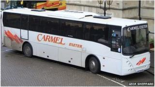 Carmel coach