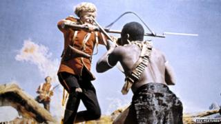 Screen grab from Zulu
