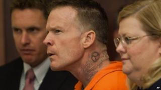 Troy James Knapp is sentenced in St George, Utah