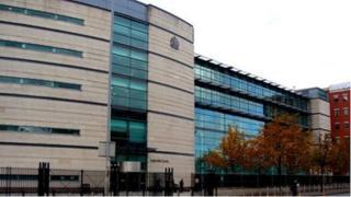 Laganside Courthouse Belfast
