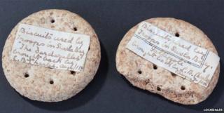 World War One biscuits