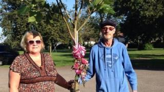 Julie and Tony Fuller