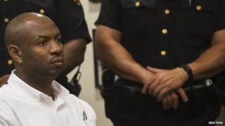 Truck driver Kevin Roper appeared in court in New Brunswick, New Jersey, on 11 June 2014