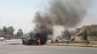Mosul screen grab