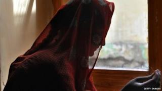Woman in headscarf (generic)