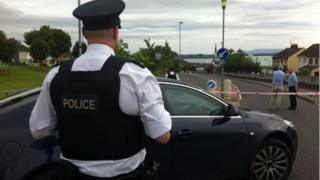 Derry security alert