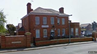 Immingham Police Station