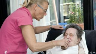 Care for dementia patients