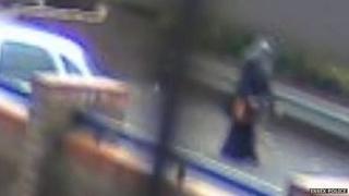 CCTV of Nahid Almanea