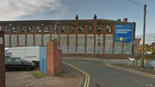 Former Sunbeam factory, Wolverhampton