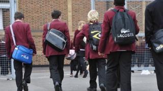 Secondary school pupils - generic
