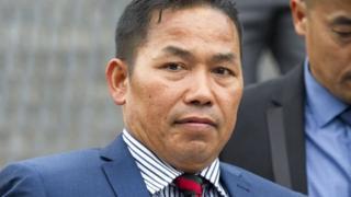 Sergeant Major Harry Gurung