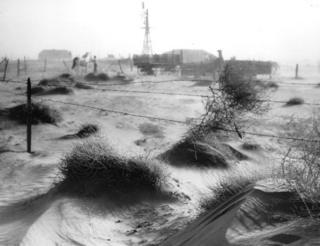 Dust bowl, 1930s