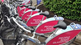 Nextbike will run the scheme from 31 sites across Glasgow