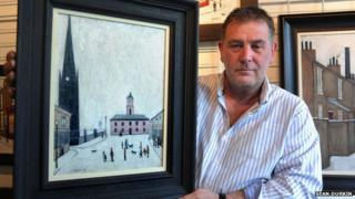 Sean Durkin and LS Lowry original