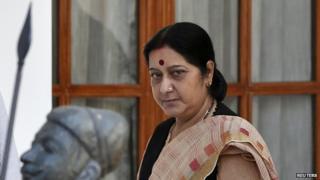 Foreign Minister Sushma Swaraj will reach Bangladesh on Wednesday