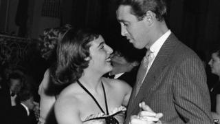 Mary Rodgers and James Stewart