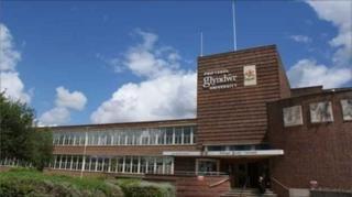 Prifysgol Glyndwr