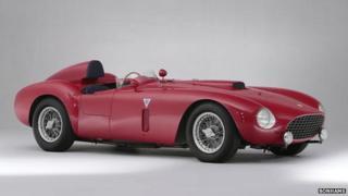 1954 Ferrari